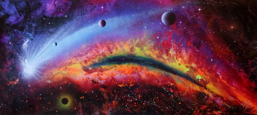 Planets And Nebula 2