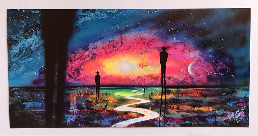 What Is An Enamel Paint In Art